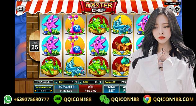 Tips Menang Bermain Slot Game Master Chef Spadegaming