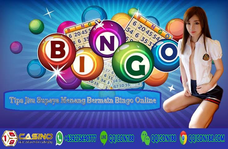 Tips Jitu Supaya Menang Bermain Bingo Online