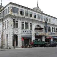 Walking down memory lane: Foong Seong Building and Lam Looking Bazaaar