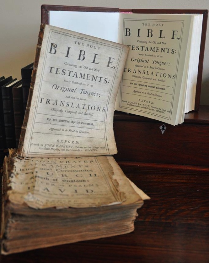 the-original-bible-in-pieces-along-with-the-new-version