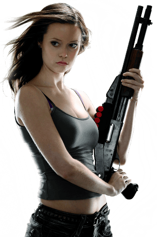 Am I allowed to ask for Summer Glau?