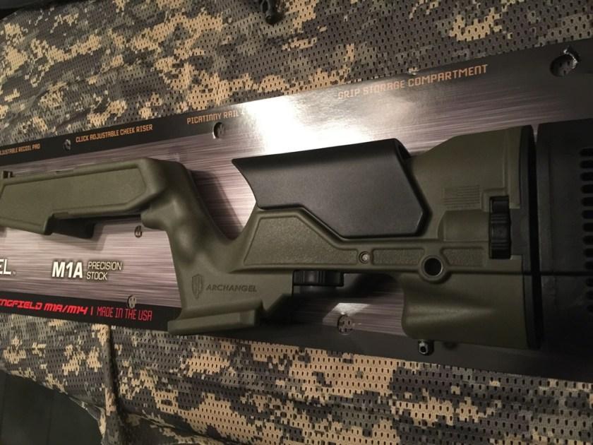M14 M1A precision stock