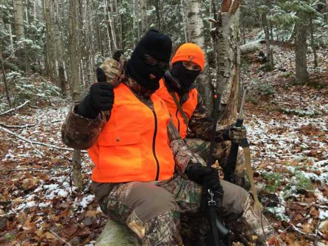 Hunting Partner