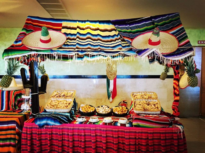 Grand Sirenis Reviera Maya, Mexico Food Festival