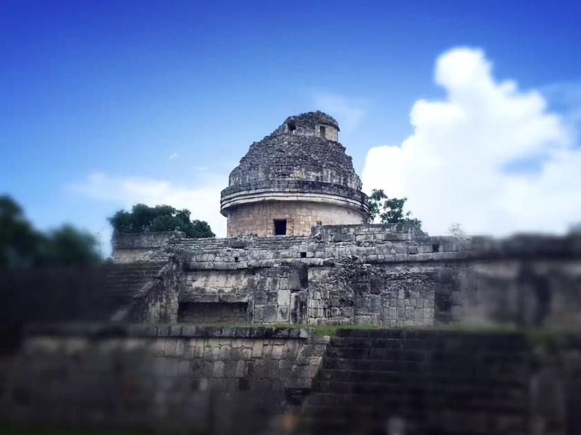 天文台,奇琴伊察 Chichén Itzá
