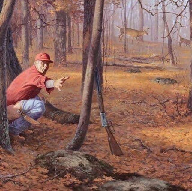 1911hub 狩猎笑话