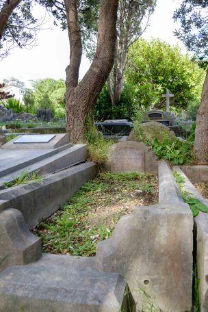 William & Mabel Weaver's grave