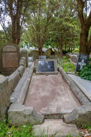 Roy Roberts' grave