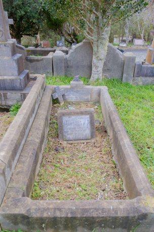 Thomas Rooney's grave