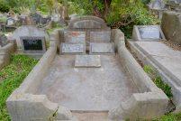 Thomas Cunningham's grave