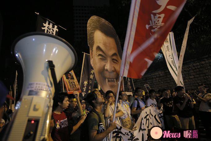 Hong Kong Student Strike