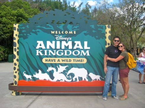 Animal Kingdom in 2012