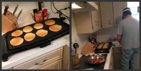 Pancakes & Bacon!