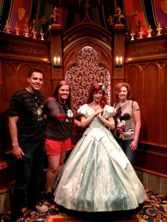 Princess Ariel!