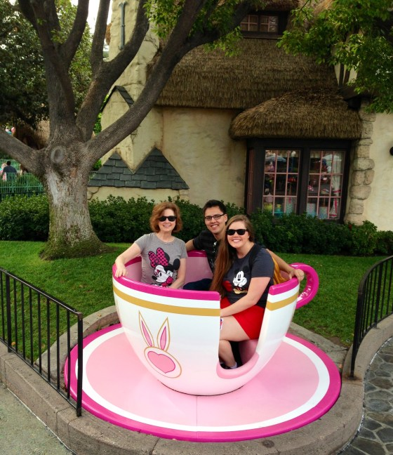 Teacups from Wonderland!