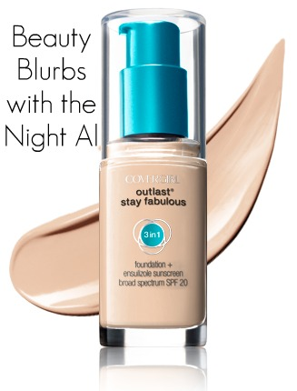 Covergirl Outlast 3-in-1