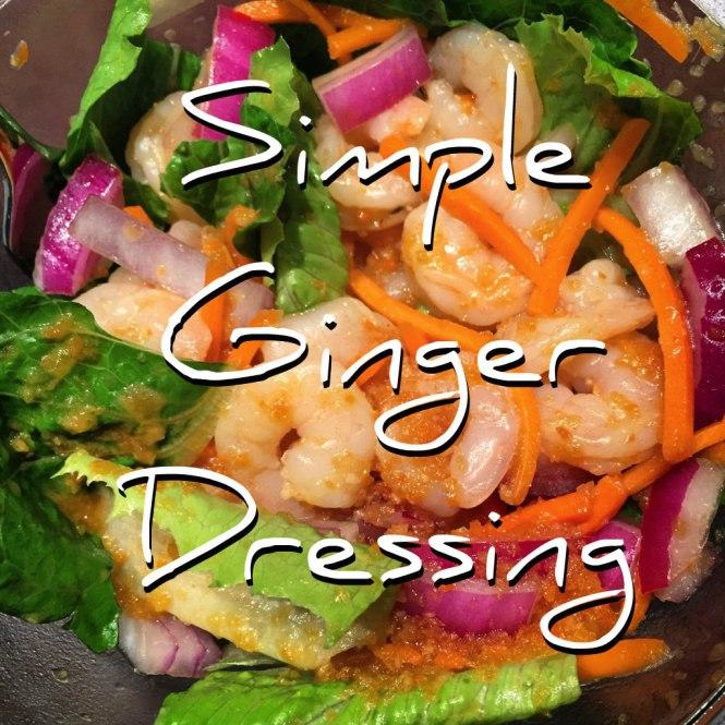 0 ginger dressing header