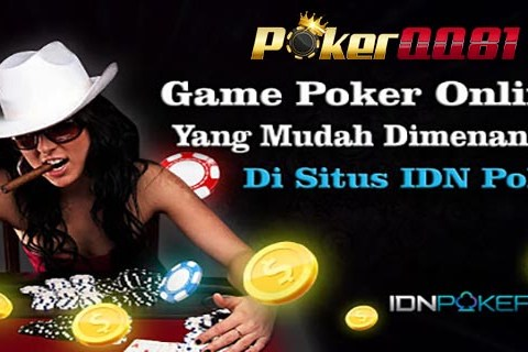 Poker IDN Via Pulsa
