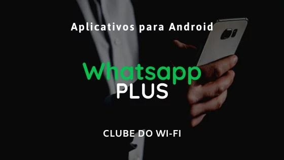 whatsapp plus atualizado 2020