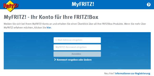 http://fritz.box und 192.168 l78 1.1