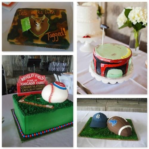 Groom's Cakes