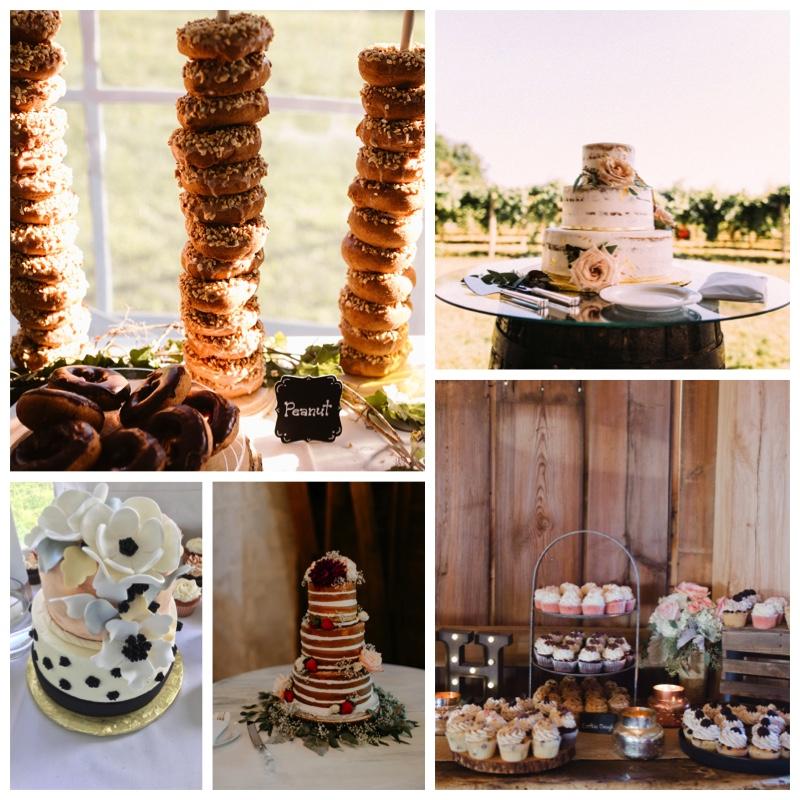 desserts-collage