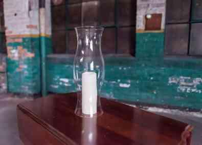 Hurricane Vases