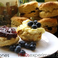 Scones - Recipe No 116
