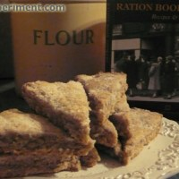 Wartime Scotch Shortbread