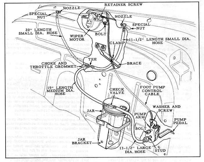 Chevy Wiper Motor Wiring Diagram: Wiring Diagram For Fuel Pump 1987 Chevy Silverado At Johnprice.co