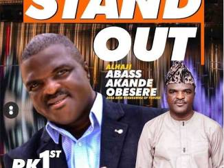 Obesere – Stand Out