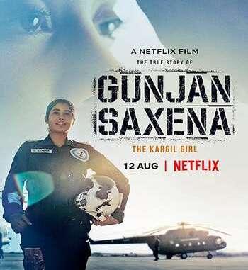 Gunjan Saxena: The Kargil Girl (2020) Hindi Movie