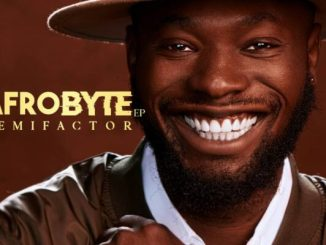 ALBUM Femi Factor -Afrobyte EP