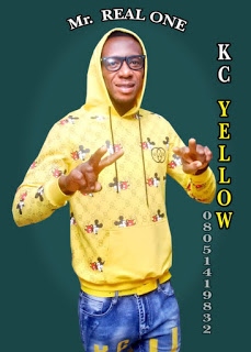 Kc Yellow - Mr Real One