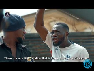 COMEDY VIDEO: Officer Woos - Fuel Money- The Neighbor