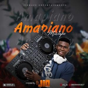 [Mixtape] Vdj Jio – Amapiano