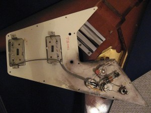 Details & Parts  The 19671971 Gibson Flying V Website