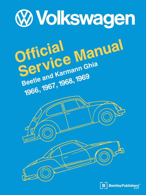Details About Volkswagen Wiring Diagram 1969 Beetle Vw Get It Fast