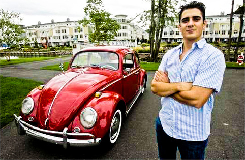 Classic VW Bugs — Small Business Stories