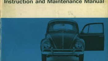 67 beetle owners manual 1967 vw beetle 67 beetle owners manual publicscrutiny Images
