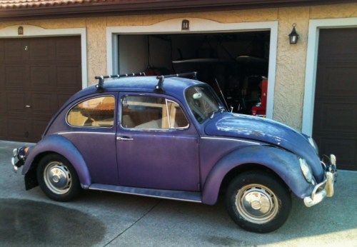Featured '67 Beetle — Beth Leverman