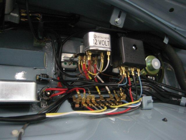 Awe Inspiring Vw Bug Painless Wiring Harness Wiring Diagram Database Wiring 101 Swasaxxcnl
