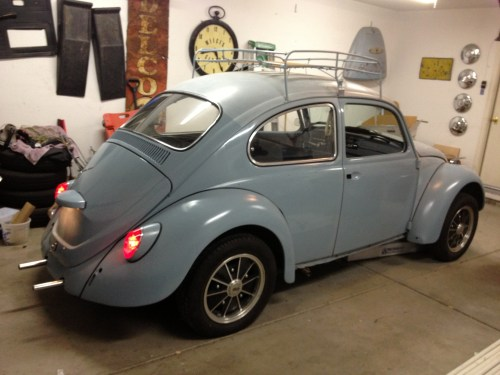 Featured '67 Beetle — Kevin Gorton