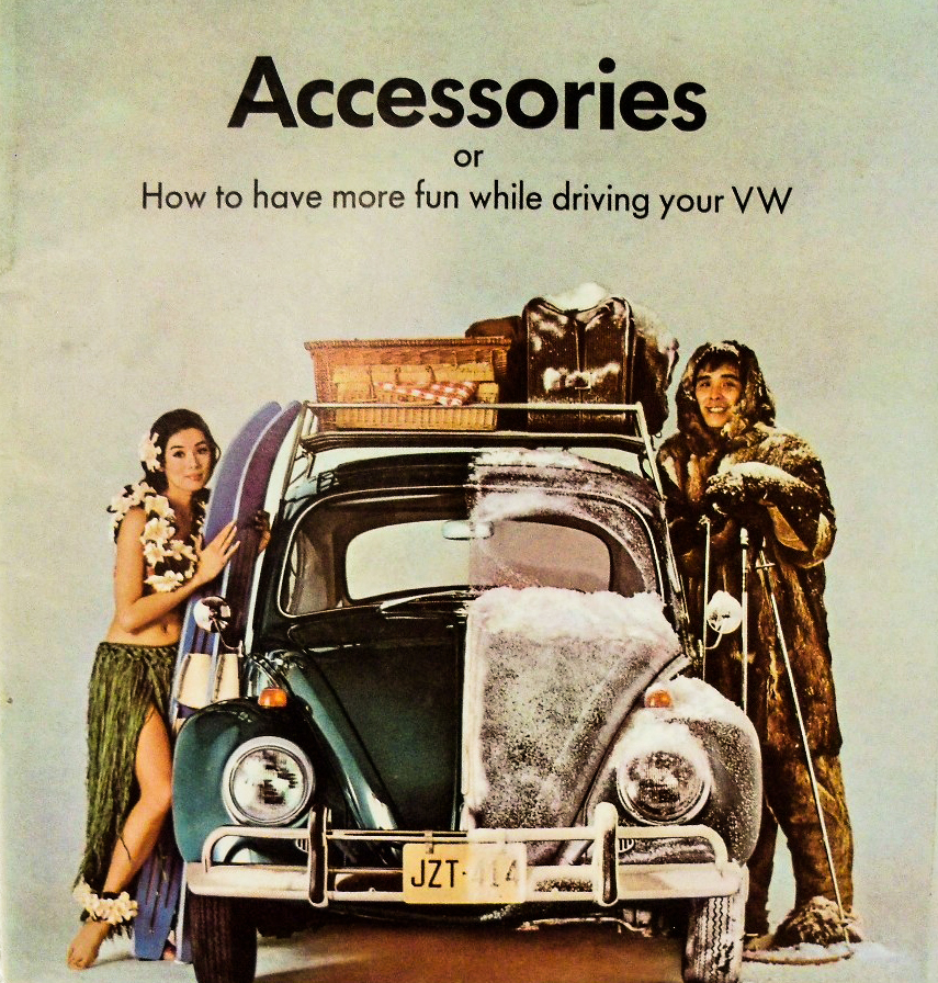 '67 Beetle Accessories