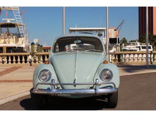 FOR SALE: L639 Zenith Blue '67 Beetle