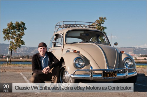 eBay Motors — 1967beetle.com