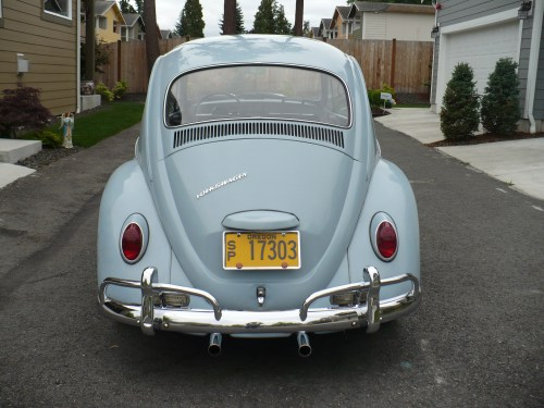 Featured '67 Beetle — Jaime Muñana