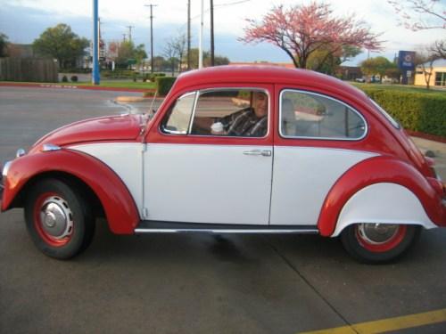Featured '67 Beetle — Doug Smith