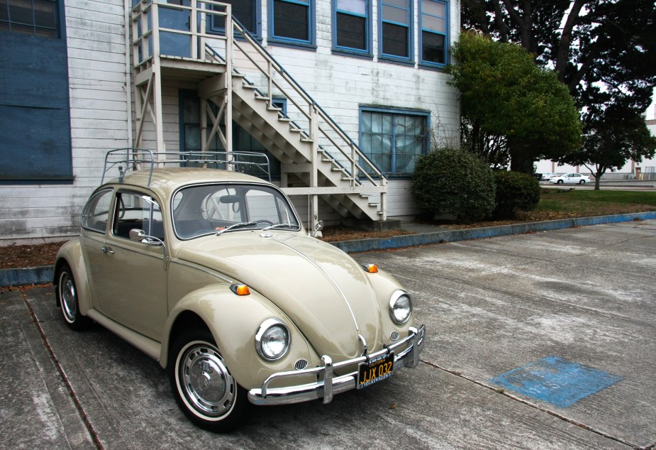 Featured '67 Beetle — Eric Shoemaker