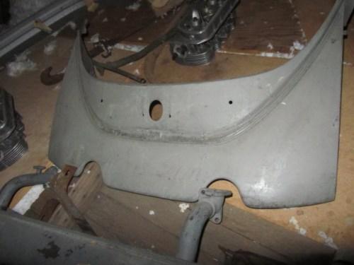'67 Volkswagen Beetle — NOS parts